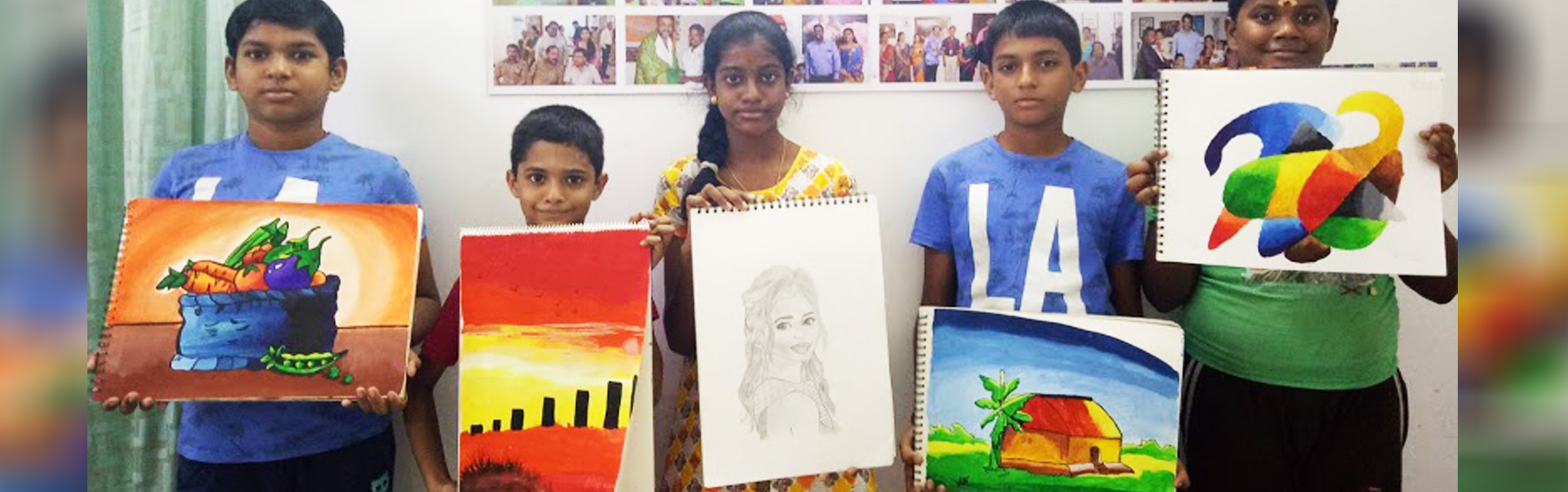 Dessin School of Arts, Dessin Academy, Painting for kids in Anna Nagar