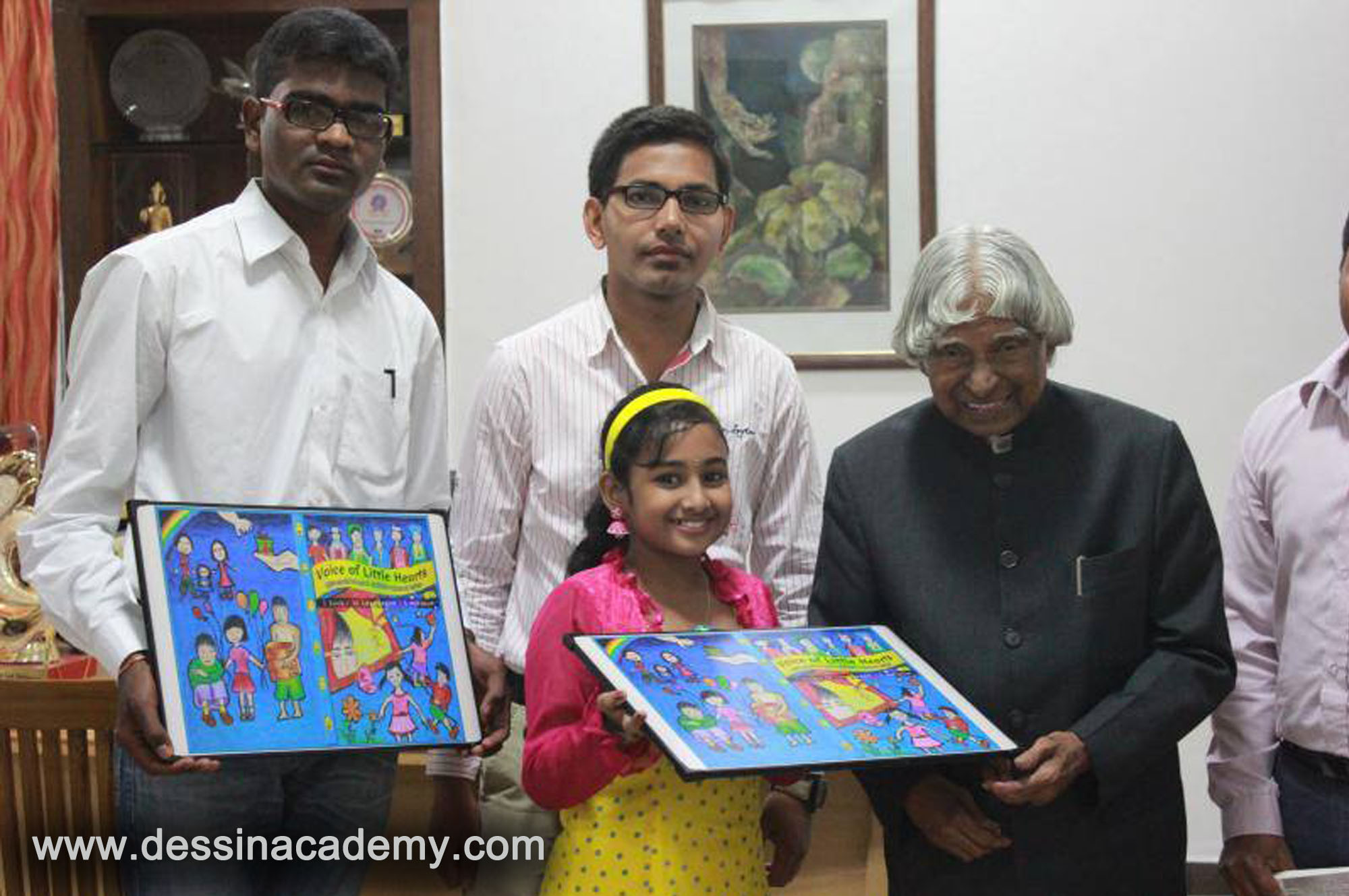 Dessin School of Arts Students Acheivement 1, Time kids Pre-School, oil painting classes for adults in Adyar